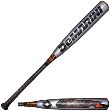 DeMarini CF6 WTDXCFL Youth Baseball Bat