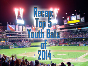 Top youth bats of 2014