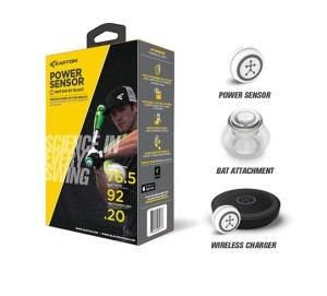 The power sensor is the best swing analyzer available