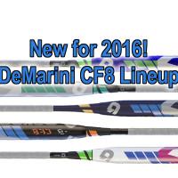 New 2016 DeMarini CF8 Baseball Bat Reviews