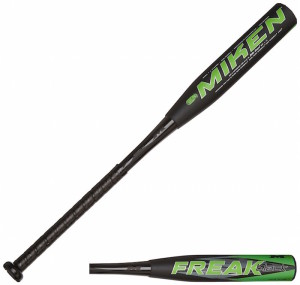 The 2016 Miken YFKBLK offers a high performance alternative to the top Easton and Demarini bats