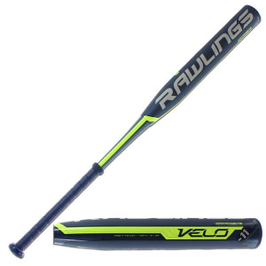 The Rawlings Velo is a good, balanced youth bat