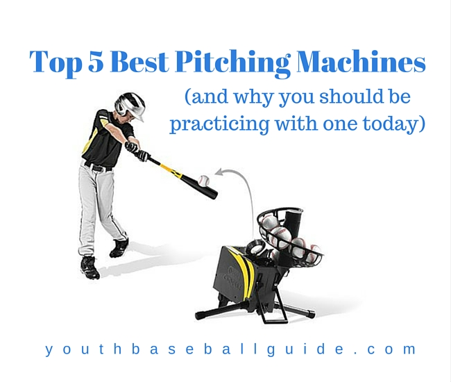Top rated pitching machines and how to practice with one